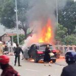 Lời khai của nữ tài xế lái xe Mercedes gây tai nạn chết người ở Hà Nội