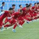 Trực tiếp trận đấu giữa đội tuyển Việt Nam và Brunei