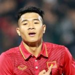 Hà Đức Chinh mở màn trận Sea Games 30 với 4 bàn thắng