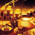 Giá vàng châu Á rơi xuống mức 'đáy' trong một tuần