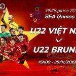 Đẳng cấp với 6-0 Việt Nam đã thắng đậm với Brunei