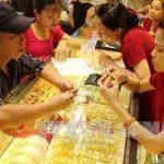 Giá vàng trong nước ngày 16/6 tiếp tục tăng nhẹ