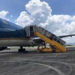 Sân bay Đà Nẵng đón 342 người Việt từ Nhật Bản về nước