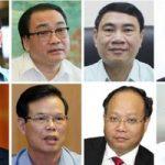 8 ủy viên Trung ương Đảng đương nhiệm bị kỷ luật