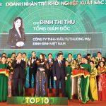 CEO Đinh Thị Thu: Người truyền lửa cho thế hệ trẻ
