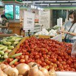 Chợ đầu mối, siêu thị: Vừa bảo đảm chống dịch Covid-19, vừa cung ứng đủ hàng hóa