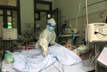 Bệnh nhân thứ 7 tại Việt Nam tử vong vì COVID-19