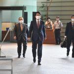 Thủ tướng Abe và toàn bộ nội các Nhật từ chức