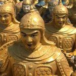 """Yêu cầu dời toàn bộ tượng """"đội quân đất nung"""" ra khỏi Đà Lạt"""