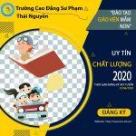 Thông tin tuyển sinh năm 2020- Trường cao đẳng sư phạm Thái Nguyên