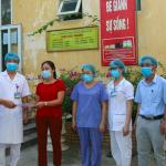 Bệnh nhân COVID-19 cuối cùng xuất viện, Hà Nam ở trạng thái an toàn với dịch