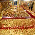 Giá vàng giảm hơn 1 triệu đồng/lượng trong tuần