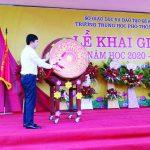 Trường THPT Cẩm Phả tiếp nối ngọn lửa truyền thống