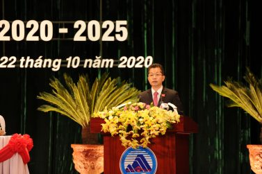 Chân dung tân Bí thư Đà Nẵng Nguyễn Văn Quảng