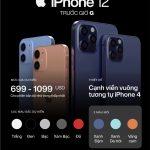 """Chân dung iPhone 12 sẽ ra mắt trong sự kiện """"Hi, Speed"""" đêm nay"""