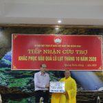 Hành trình từ thiện về miền Trung của Thượng tọa Thích Thanh Cường cùng CLB Thiện Nhân Tâm