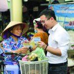 BHXH Việt Nam chung tay vì người nghèo