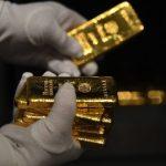 Giá vàng đang tăng mạnh