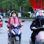 Không khí lạnh tiếp tục tăng cường đến các tỉnh Bắc Bộ