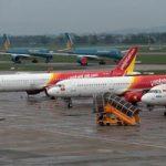 Các hãng bay khác đang ra sao khi Vietnam Airlines nhận gói 12.000 tỷ