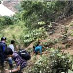 Nhật ký phóng viên: Treo mình vào thủy điện Đắk Mi 2