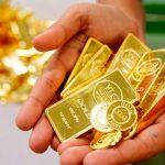 Giá vàng đồng loạt tăng mạnh trở lại