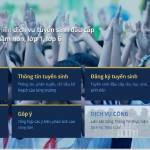Hà Nội: Năm học 2021 – 2022 vẫn thực hiện hai hình thức tuyển sinh là trực tuyến và trực tiếp