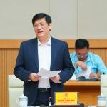 Bộ trưởng Bộ Y tế: Dự kiến bắt đầu tiêm vắc-xin Covid-19 cho người dân từ ngày 8-3