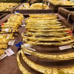 Giá vàng giảm gần nửa triệu đồng mỗi lượng