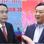 Giới thiệu ông Trần Thanh Mẫn, Hầu A Lềnh ứng cử đại biểu Quốc hội khóa XV