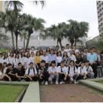 Trải nghiệm thực tế khóa 23, 24 Khoa Kinh tế Trường ĐH Kinh doanh và Công nghệ Hà Nội