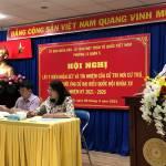 Tán thành giới thiệu doanh nhân Trịnh Chí Cường ứng cử Đại biểu Quốc hội khóa XV