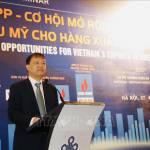 Hiệp định CPTPP mở đường cho hàng Việt sang châu Mỹ