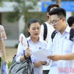 Toàn thành phố Hà Nội tổ chức một hội đồng thi tốt nghiệp THPT