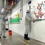 Tăng cường biện pháp phòng, chống dịch bệnh COVID-19 tại nơi làm việc