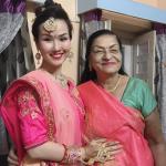 Võ Hạ Trâm lo lắng cho gia đình chồng ở Ấn Độ khi dịch COVID-19 bùng phát kinh hoàng