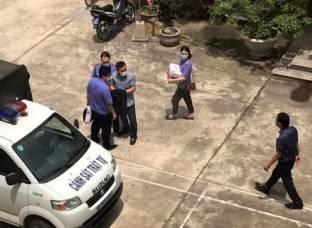 4 cán bộ bị bắt, Trưởng Công an quận Đồ Sơn xin nghỉ việc để chữa bệnh