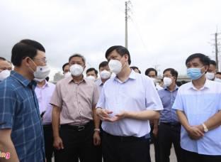 70% bệnh nhân Covid-19 tại Bắc Giang không có triệu chứng