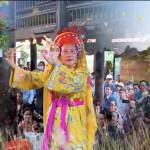 """Nghệ Nhân Trần Thị The: Bảo tồn, phát huy văn hóa truyền thống để ' tốt đời đẹp đạo"""""""