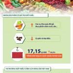 Nông sản Việt Nam đang được tiêu thụ tại những thị trường nào?