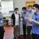 Khẩn cấp triển khai dập dịch tại Công ty TNHH Shin young Việt Nam