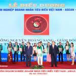 Doanh nhân Nguyễn Hoàng Sang biết sử dụng tiềm năng con người: Có Tâm – Tầm – Tín doanh nghiệp sẽ phát triển