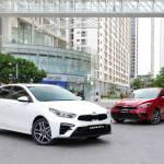 Ưu đãi đặc biệt dành cho khách hàng mua xe Kia, Mazda trong tháng 6/2021