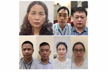Bắt nguyên giám đốc Sở GDĐT Quảng Ninh Vũ Liên Oanh và nhiều bị can