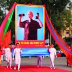 Xã Trung Hòa( Trảng Bom, Đồng Nai): Đồng lòng xây dựng nông thôn mới nâng cao, kiểu mẫu