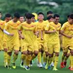 ĐT U22 Việt Nam tập trung với 30 cầu thủ