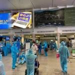 Quảng Nam đón 400 người nghèo ở TPHCM về quê bằng máy bay