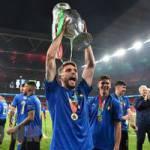 Italy ăn mừng chức vô địch EURO 2020, báo công với Tổng thống