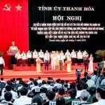 Sơ kết 5 năm thực hiện chỉ thị 05 của Bộ Chính trị khoá XIII: Thanh Hóa đẩy mạnh học tập làm theo tư tưởng đạo đức phong cách Hồ Chí Minh giai đoạn mới