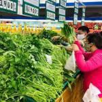 Giá lương thực, thực phẩm cao khiến chỉ số tiêu dùng tăng